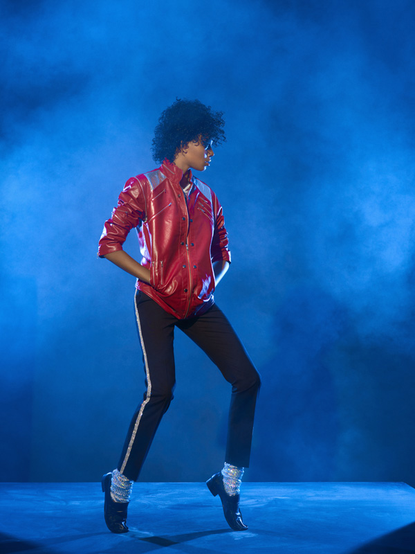 America's Next Top Model's Michael Jackson Theme