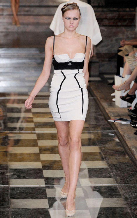 Antonio Berardi Spring Summer 2010 Collection