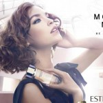 Arizona Muse Estee Lauder Modern Muse perfume ad campaign