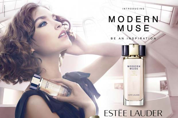 Arizona Muse Is Estee Lauder Modern Muse Perfume Ad Girl!