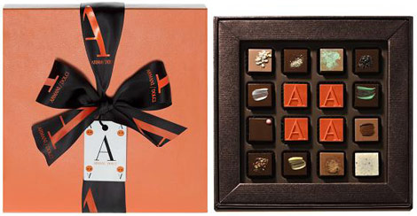 Sweet Halloween With Armani Dolci Chocolate Sweets