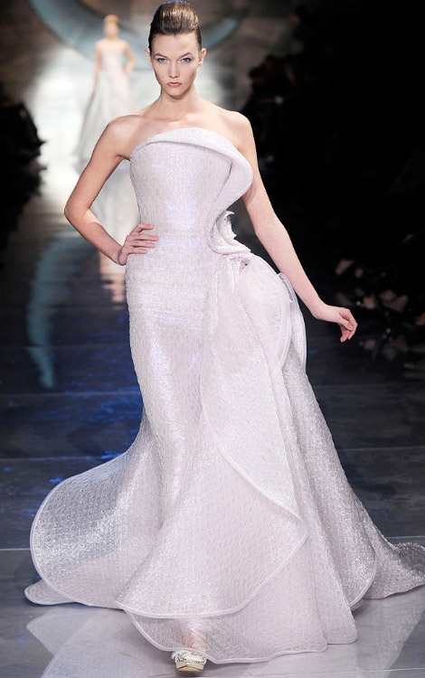 Armani prive 2010 Oscars dress