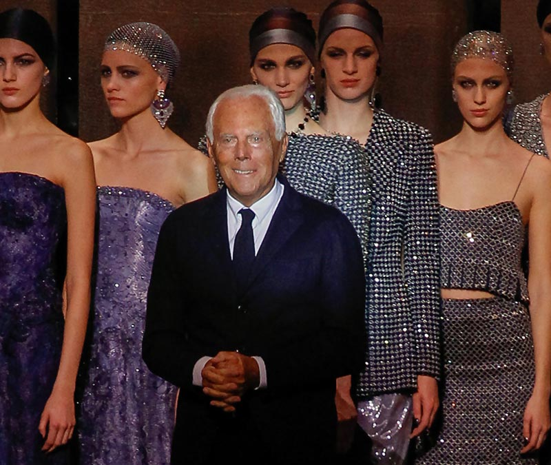 Armani Prive couture collection 2014