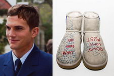 Ashton Kutcher Ugg Boot