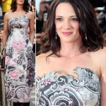 Asia Argento Armani Cannes 2009 opening