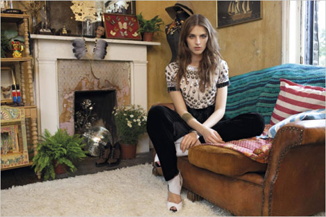 Asos The Selby Holiday 2010 ad