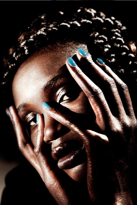 Ataui Deng, Flawless For Interview Russia December 2012