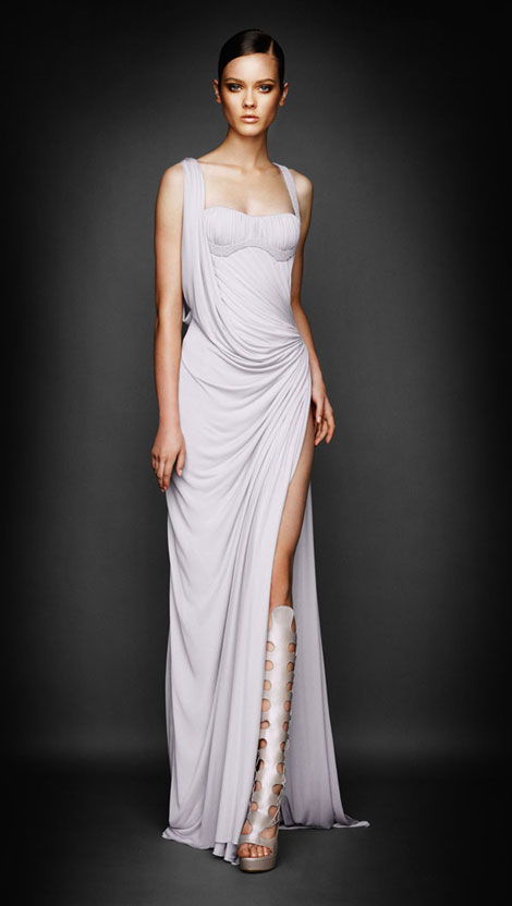 versace wedding dresses