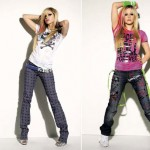 Avril Lavigne Abbey Dawn Collection pictures