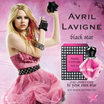 Avril Lavigne's Black Star Perfume