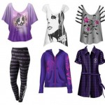Avril Lavigne clothes for teens Abbey Dawn