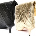 Azumi and David shoe clutch 1