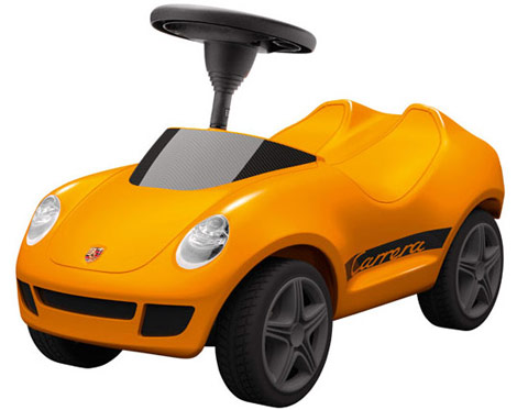 Baby Porsche 911 And Carrera, The Perfect Gifts For Posh Kids
