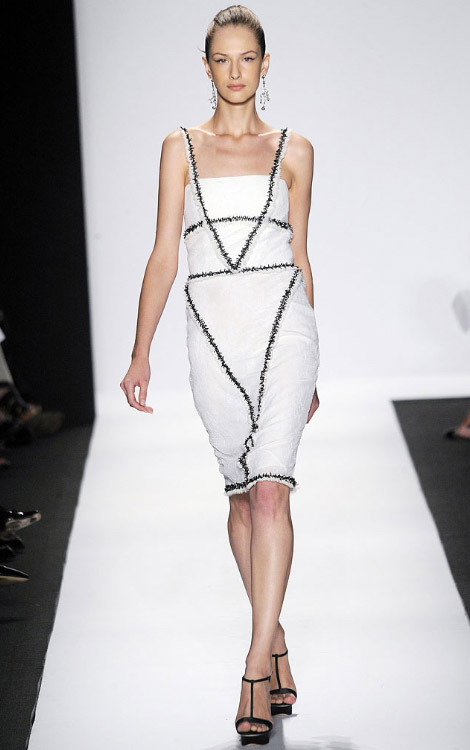 Badgley Mischka Spring Summer 2010 Collection