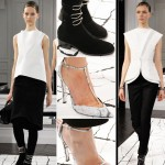Balenciaga Fall 2013 collection highlights