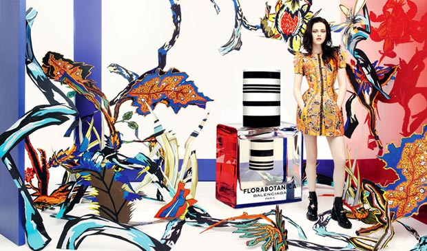 The Perfume Of The Year: Balenciaga Florabotanica