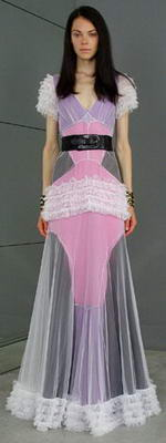 Balenciaga Resort Dress 2008