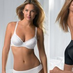 Bar Refaeli Marks and Spencer lingerie ads