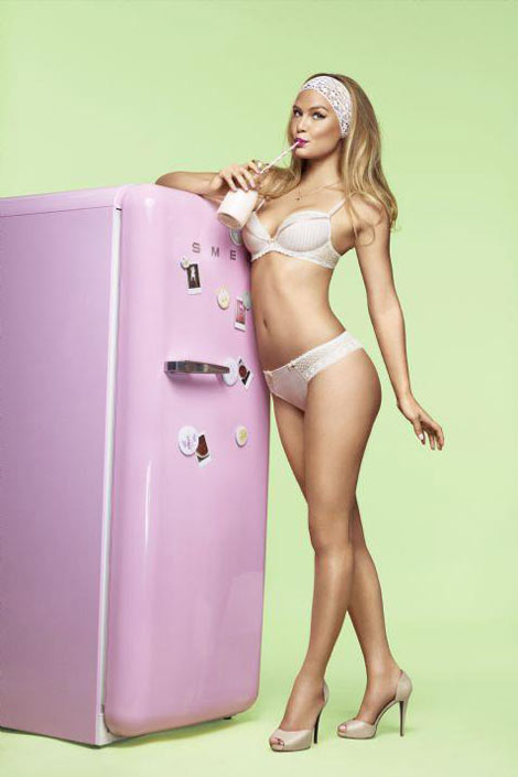 Have You Seen Bar Refaeli's New Passionata Campaign?
