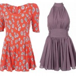 Barbara Hulaniki Topshop Summer 09 dresses