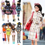Barbie 2013 designer wardrobe