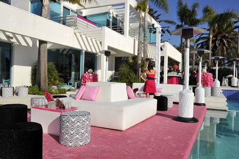 Barbie Dream home Malibu Jonathan Adler 20