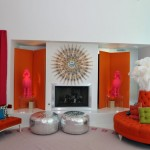 Barbie Dream home Malibu Jonathan Adler 5