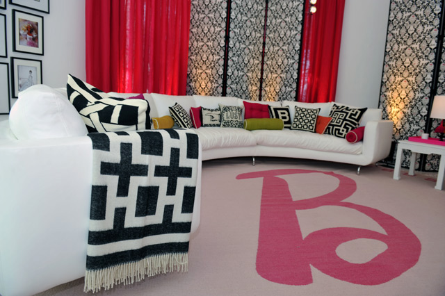 Barbie Dream home Malibu Jonathan Adler 6