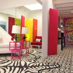 Barbie Dream home Malibu Jonathan Adler 9