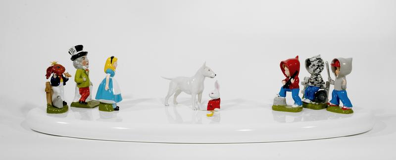 Barnaby Barford porcelain figurines 4