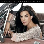 Baume & Mercier advertising campaign featuring Teri Hatcher