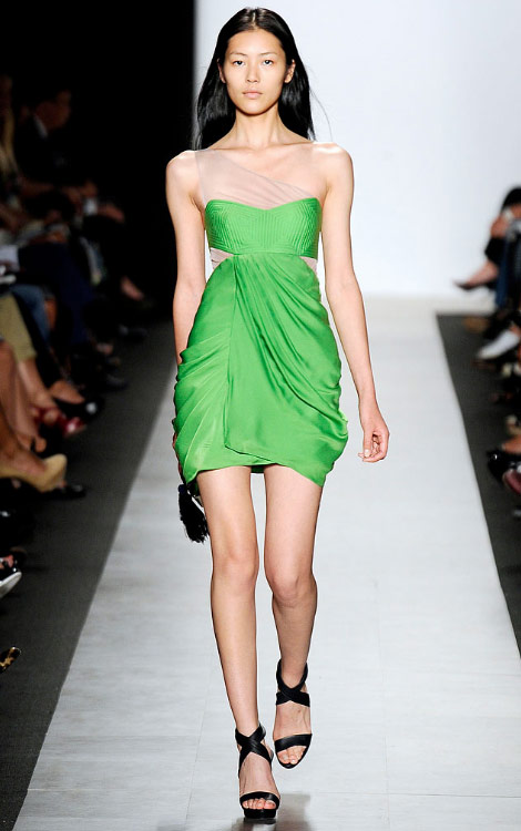 BCBG Max Azria Spring Summer 2010 collection