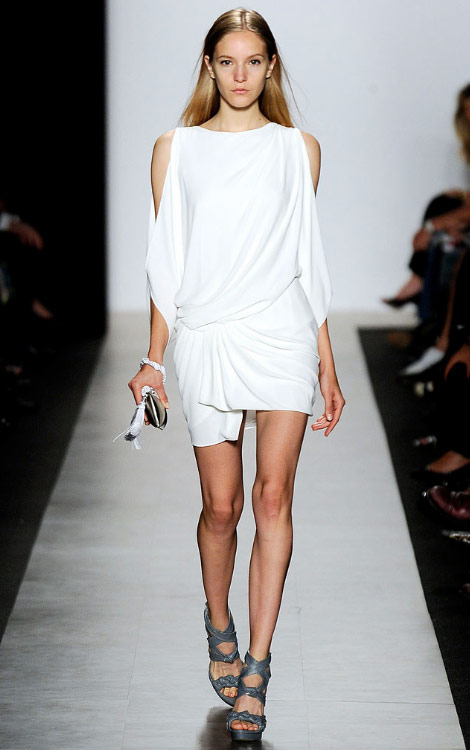 BCBG Spring Summer 2010 collection