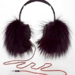 beats by dr dre oscar de la renta fur headphones