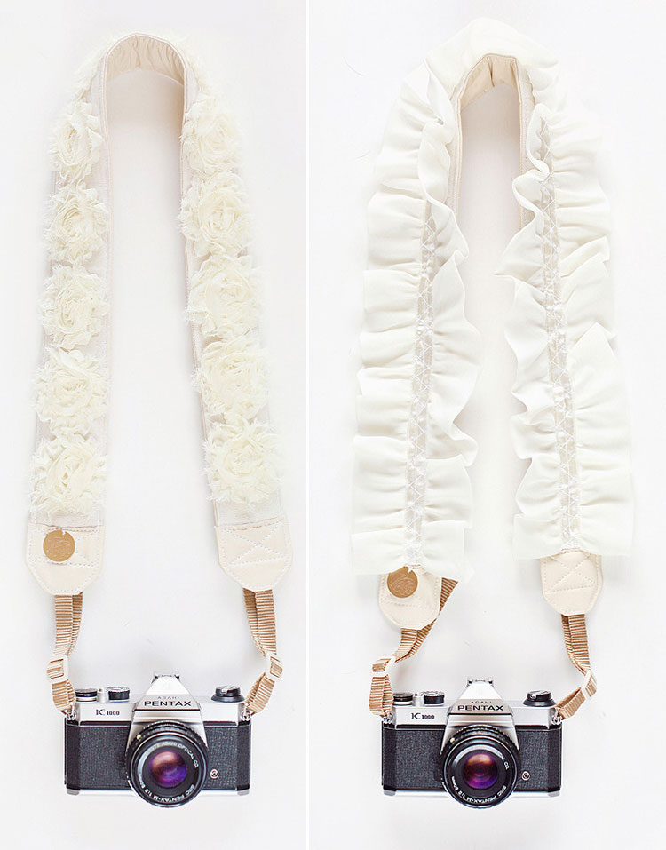 beautiful camera straps