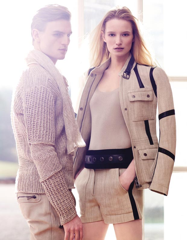 Belstaff Spring 2013