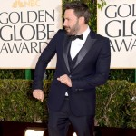 Ben Affleck dance 2013 Golden Globes Red Carpet