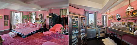 betsey johnson pink barbie home eeew stylefrizz. Black Bedroom Furniture Sets. Home Design Ideas