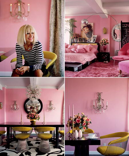 Betsey Johnson Pink House