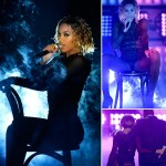 Beyonce 2014 Grammy Awards stage performance