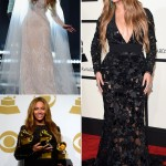 Beyonce 2015 Grammy Awards dresses
