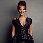 Beyonce beautiful Vogue pictorial
