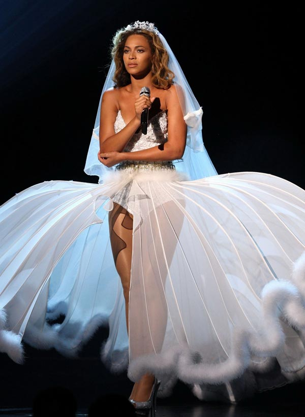 Beyonce BET Awards 2009 1