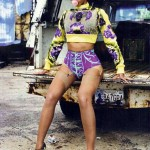 Beyonce Dazed and Confused July 2011