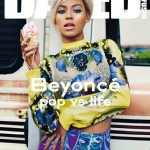 Beyonce Dazed and Confused July 2011 cover