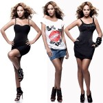 Beyonce Dereon C and A collection