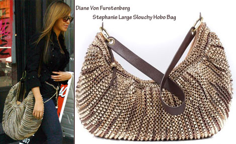 Beyonce DvF Stephanie bag