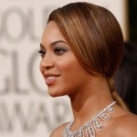 Beyonce Elie Saab dress Golden Globe Awards 2009 1