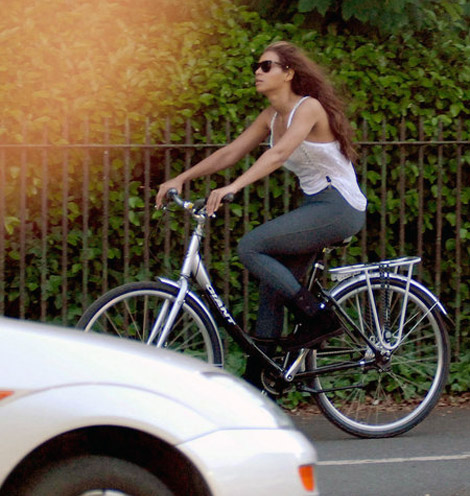 Beyonce S Giant Bicycle Stylefrizz
