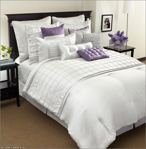 Beyonce's House Of Dereon Bedding Collection